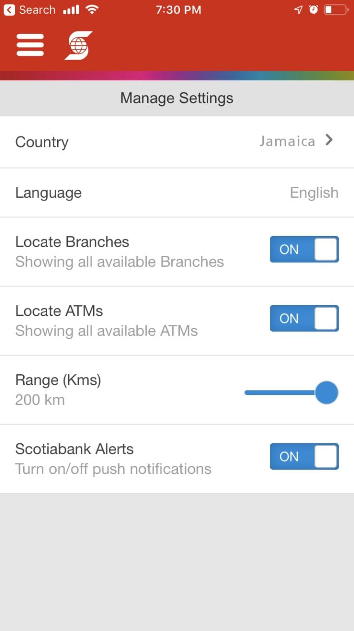 Scotiabank Alerts